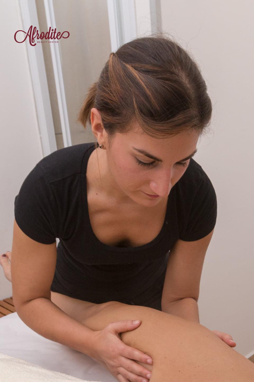 Massaggio rimodellante cellulite