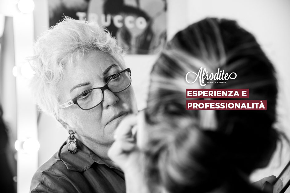 Afrodite Beauty Center, esperienza e professionalità per la tua eterna bellezza a Napoli