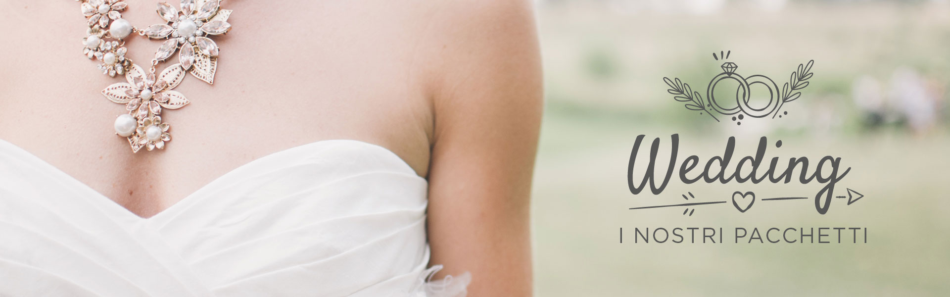 Maison Afrodite - Wedding - Pacchetti dedicati al matrimonio!