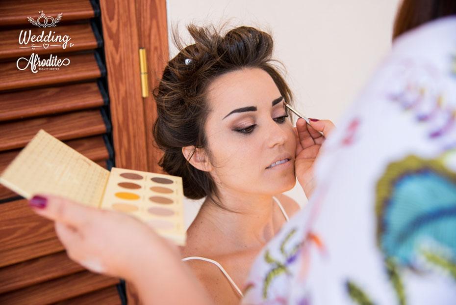 Afrodite beauty center - Roberta è la Make Up Artist di Afrodite, affidati a lei per il tuo matrimonio