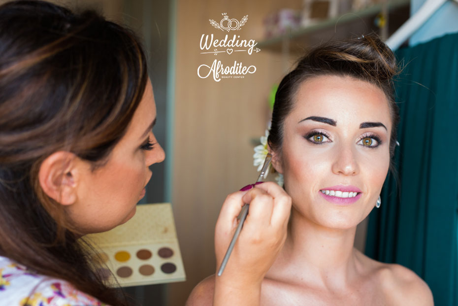 Afrodite beauty center - Trucco sposa