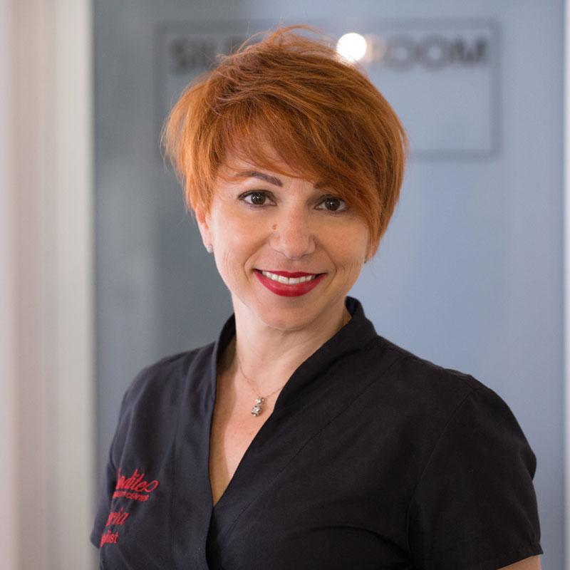 Afrodite beauty center - Valeria Marigliano Hair Stylist